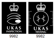 UKAS accreditation for Asbestos Services
